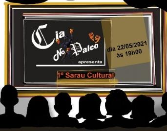 Artistas de Avaré participam no sábado do 1º Sarau Cultural Virtual