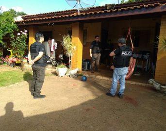 Operação Saturação da DIG termina com inúmeras prisões em Avaré