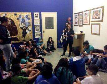 Memorial Djanira recebe estudantes na semana que homenageia a pintora
