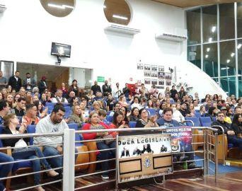 Projeto que proíbe fogos com estampidos em Avaré é aprovado por unanimidade
