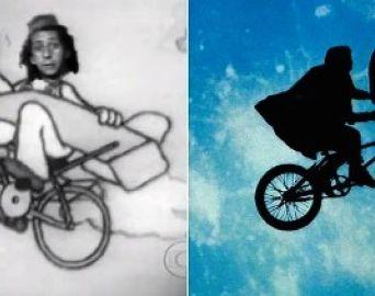Avareense Walther Negrão brinca que Spielberg roubou ideia da bicicleta voadora