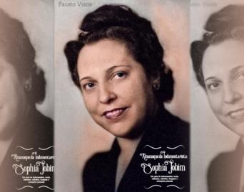 Livro recupera a obra da avareense Sophia Jobim
