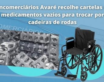 Arrecadação de cartelas de medicamento vazias já chega a quase 1 tonelada