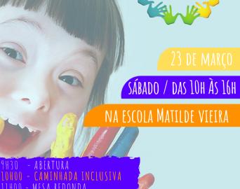 Dia da Síndrome de Down terá atividades neste sábado