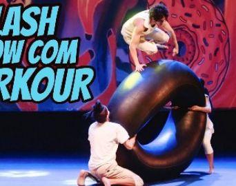 Avaré recebe espetáculo que une circo, teatro e dança