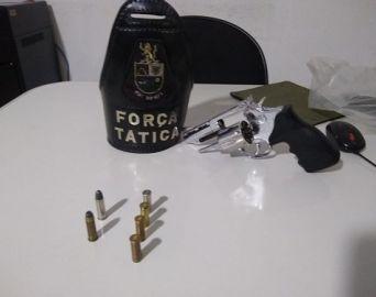 Bandido é morto em troca de tiros com a Polícia Militar