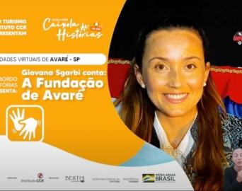 Vídeo de Avaré no projeto Teatro a Bordo – Caixola de Histórias já está na internet