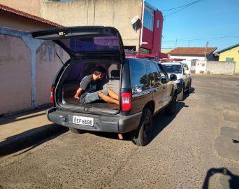 Polícia Civil identifica e prende quadrilha que roubou agricultor