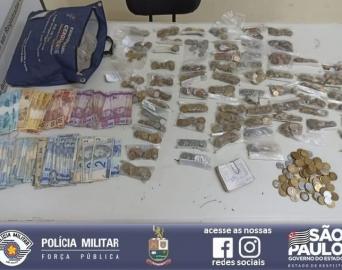 Polícia Militar prende homem que furtou mercado de madrugada