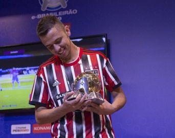 Avareense é campeão do e-Brasileirão 2019 de futebol digital