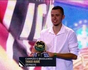 Thiago Avaré participa da 2ª Copa Paulista Feras do PES
