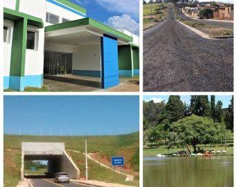 Prefeitura anuncia inaugurações de obras para a próxima semana
