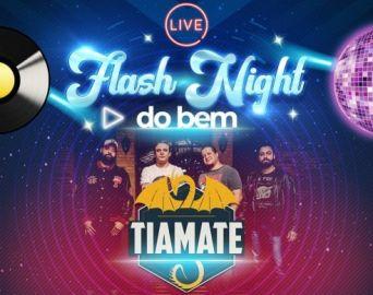 Banda Tiamate de Botucatu fará a Live do Bem neste sábado
