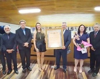 Músico Kleber Silveira é o mais novo Cidadão Avareense