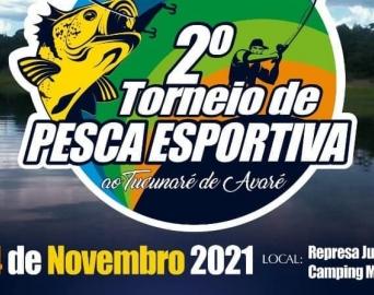 Segunda edição do Torneio de Pesca Esportiva ao Tucunaré vai agitar Avaré