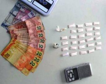 Polícia Civil apreende mais de três quilos de drogas