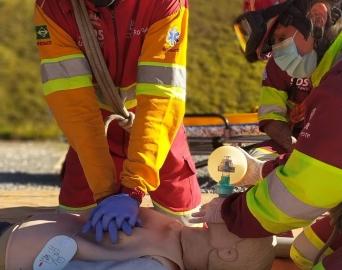 Equipes de resgate de Avaré participaram de treinamento intensivo