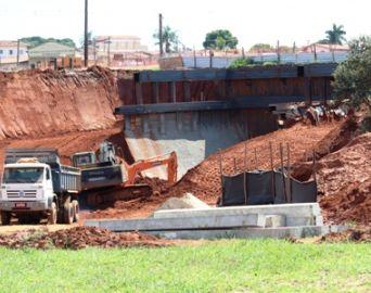Obras do Túnel da Rua Alagoas estão adiantadas