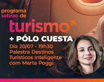 Programa Turismo Regional da Cuesta será lançado no dia 20 de julho