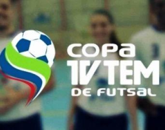 Avaré participará da Copa TV TEM de Futsal 2018