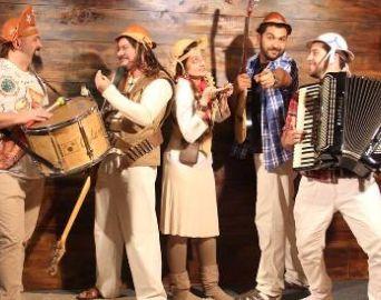 Banda Uskabras du Forró abre hoje a 36ª Fampop