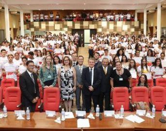 Alunos de Avaré são premiados em competição USP de Conhecimentos