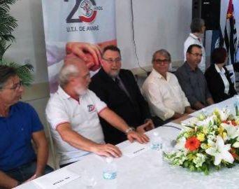Santa Casa celebra 20 anos de implantação da UTI
