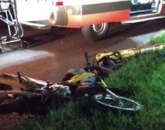 Adolescente morre ao atropelar vaca em rodovia