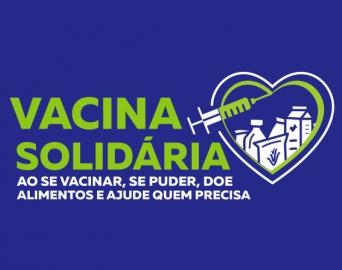 Campanha Vacina Solidária recolhe alimentos para quem mais precisa em Avaré