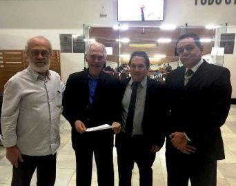Avaré recebe visita do deputado Vaz de Lima