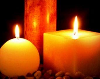 Curso de velas perfumadas na Casa de Artes e Artesanato