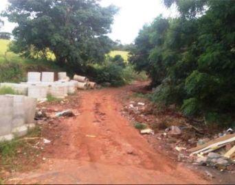 Pavimentação da ligação Ipiranga-Vera Cruz está paralisada
