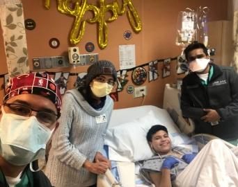 Após quase 9 anos, jovem de Avaré consegue transplante nos EUA
