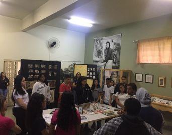 Cultura reinicia o Projeto Minha Classe no Museu