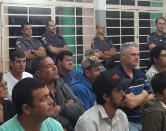 Projeto discute segurança com moradores do campo