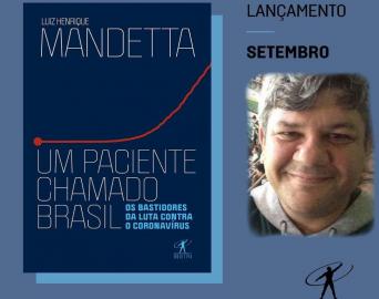 Avareense lança livro sobre o período de Mandetta frente ao Ministério da Saúde