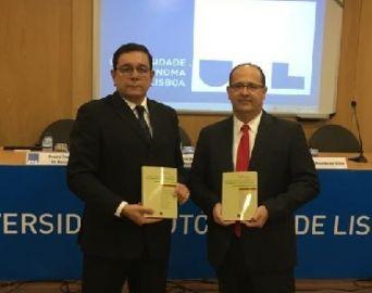 Professores de Direito Eduvale lançam antologia jurídica em Lisboa