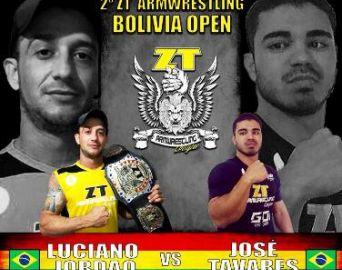 Avareense vai disputar competição na Bolívia