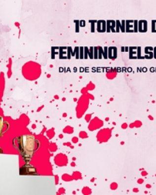 Secretaria de Esportes prepara o 1° Torneio de Futsal Feminino
