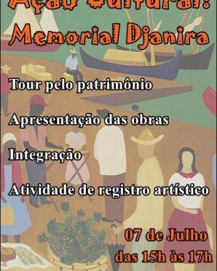 Secretaria divulga o calendário cultural de julho