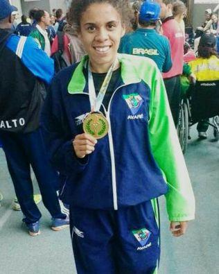 Atleta de Avaré foi medalha de ouro nos Jogos Abertos do Interior