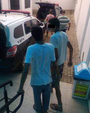 Polícia Civil cumpre mandados de prisão contra dupla de assaltantes