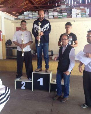 Xadrez Avareense realizou a 3ª Copa Avaré de Xadrez Blitz