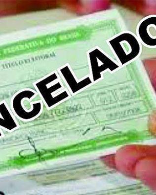 Justiça Eleitoral vai bloquear títulos de quem não realizar o cadastramento biométrico